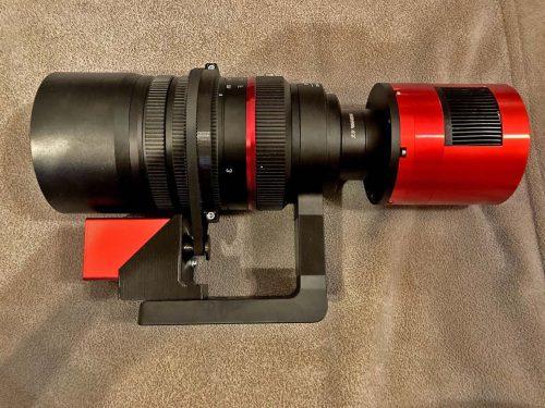Askar 200mm AF3s dovetail kit